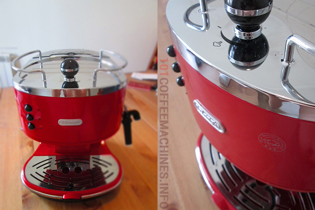 Delonghi Icona Eco 310 And 311 Espresso Coffee Makers Review