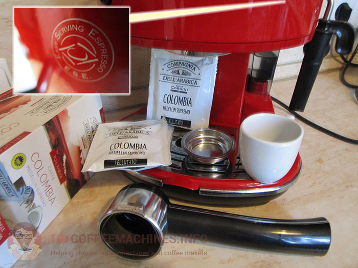 How To Use Ese Pods For Coffee Makers What Is Ese Step