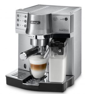 Similar model Delonghi EC850/860