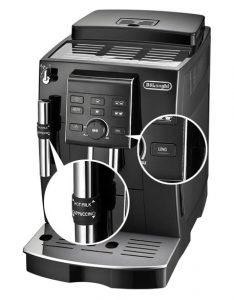 Delonghi ECAM23120 vs 22110
