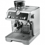 Delonghi EC9335.M La Specialista Espresso Maker with Integrated Grinder