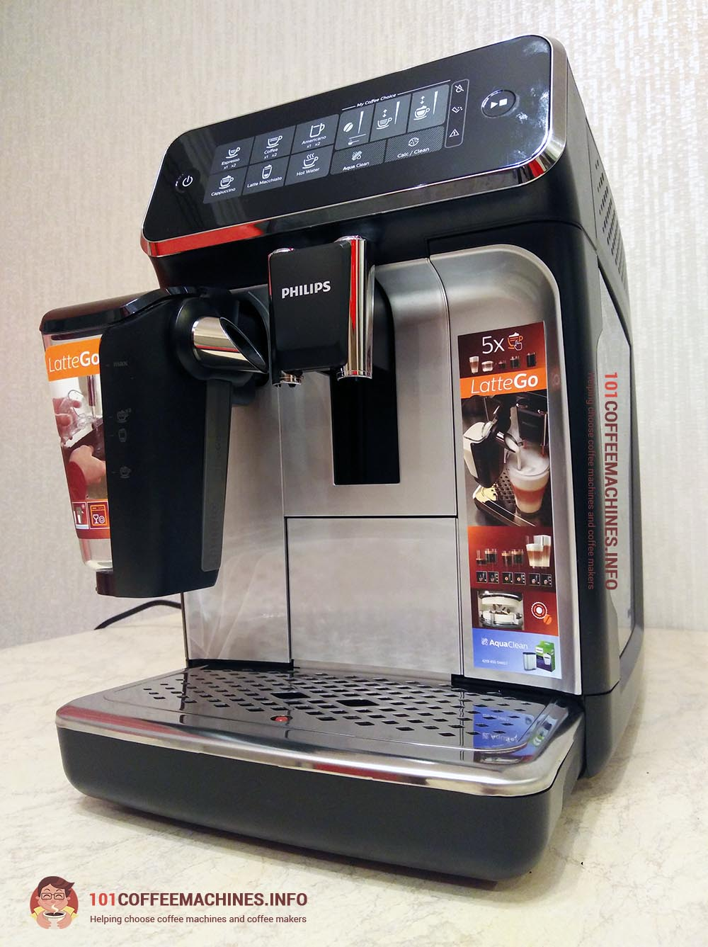 Philips Ep3200ep2200ep1200 Series Espresso Machines Review